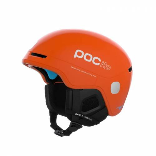 POC ito Obex Spin Fluorescent Orange M/L