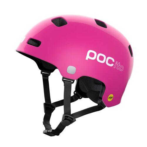 POC ito Crane Mips Fluorescent Pink M/L