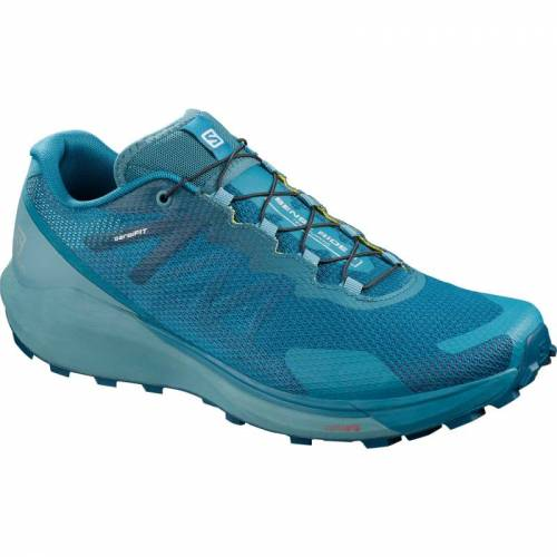 Salomon Men's Sense Ride 3 Lyons Blue 44 2/3