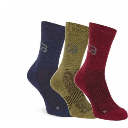 Urberg 3-pack hiking wool socks
