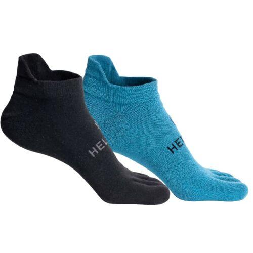 Hellner 2-pack  Running Toe Socks LowRunning Toe Socks Low
