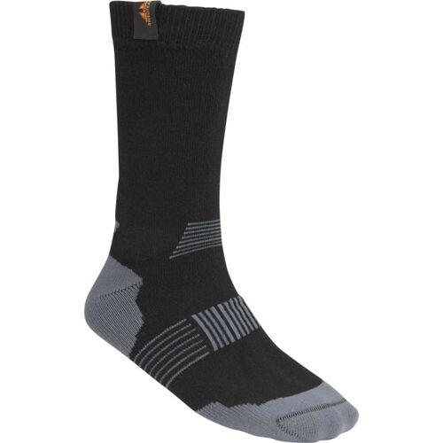Swedteam Hunter Tech Mid Socks Black 43/45