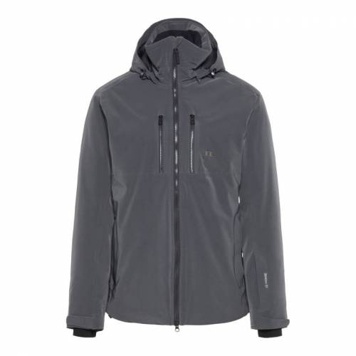 J.Lindeberg Men's Watson Jacket Dermizax EV Asphalt Black M