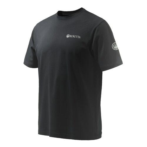 Beretta Men's  Team Ss Black M