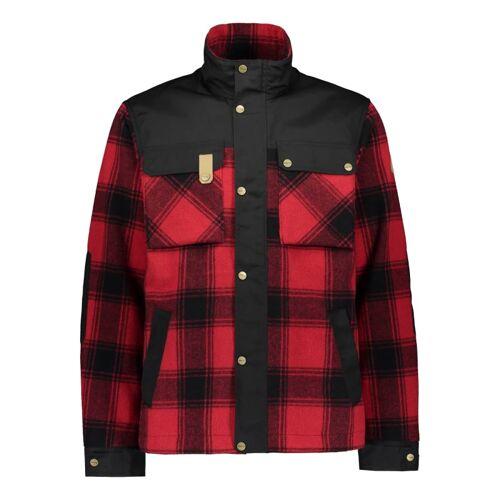 Sasta Men's Tervas Jacket True Red XXL