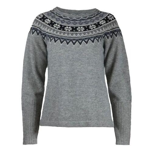 Skhoop Scandinavian Sweater Grey XL