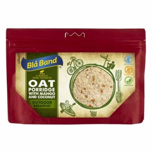 Blå Band Oat Porridge With Coconut Mango