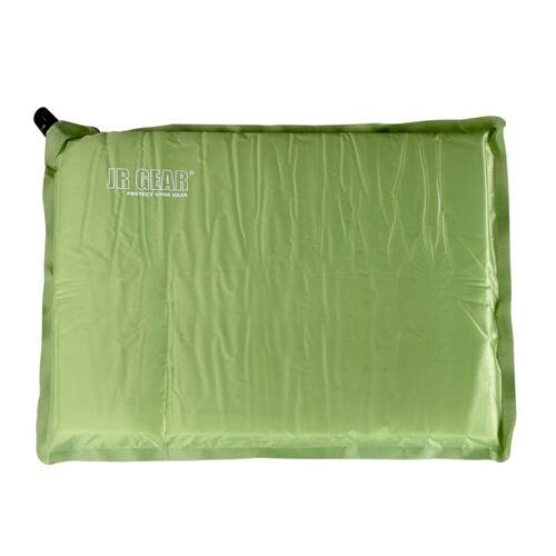 JR Gear Selbstaufblasendes Sitzkissen Apple Green 1SIZE