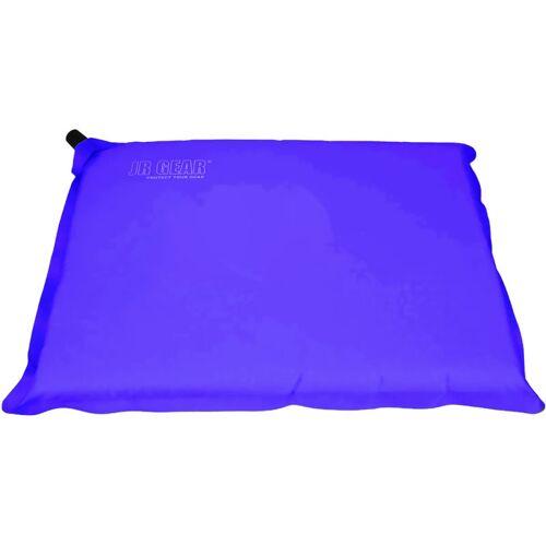 JR Gear Selbstaufblasendes Sitzkissen Blue OneSize