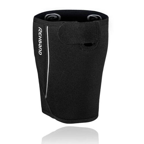 Rehband QD Thigh Support 5mm Black L
