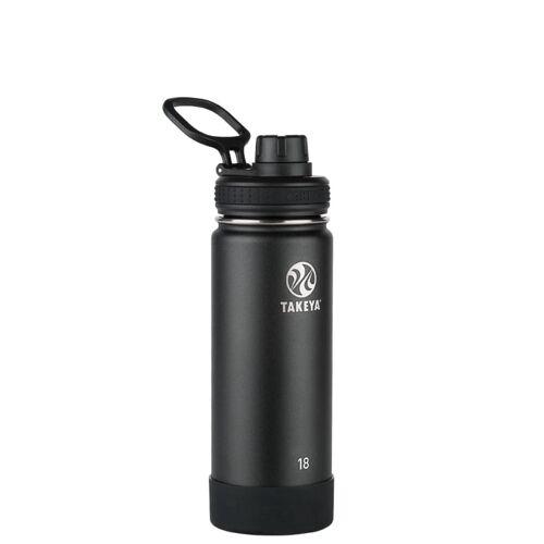 Takeya Actives Insulated Water Bottle 530 ml Onyx 530ml