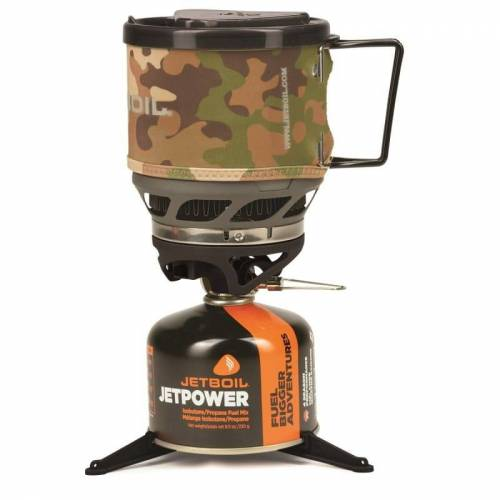 Jetboil MiniMo Cooking System Camo OneSize