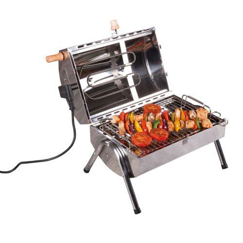 Muurikka Nokkela Electric Grill/Smoke 1200W