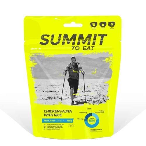Summit To Eat Dinner Chicken Fajita Nocolour OneSize