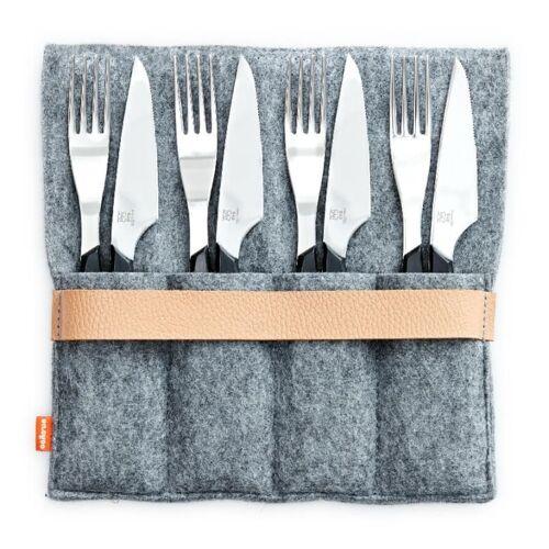 ØYO Steak Cutlery 8 Pieces