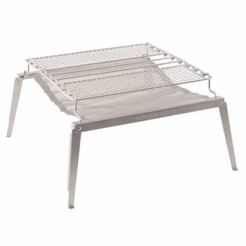 Robens Timber Mesh Grill L Silver