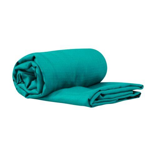Sea to summit 100% Premium Silk Liner Mummy w. Hood Sea Foam Mummy w/Hood