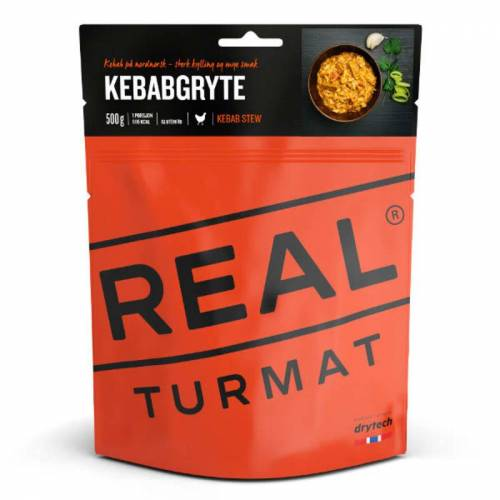 Real Turmat Kebab Stew 500 Gr