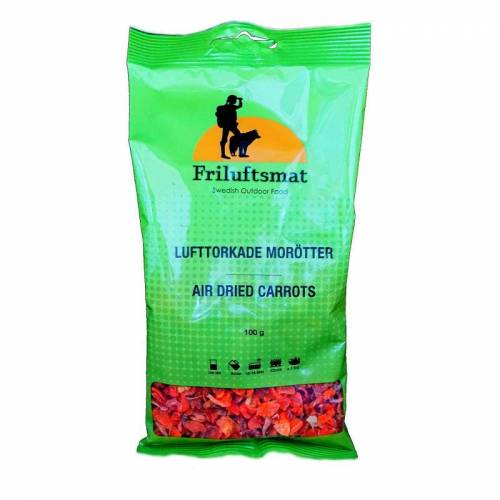 Friluftsmat Dried Carrots 100g