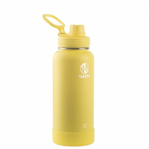 Takeya Actives Insulated Water Bottle 950 ml Canary 950ml