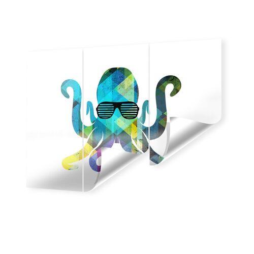 myposter Oktopus Bild Fototapeten im Format 150 x 100 cm