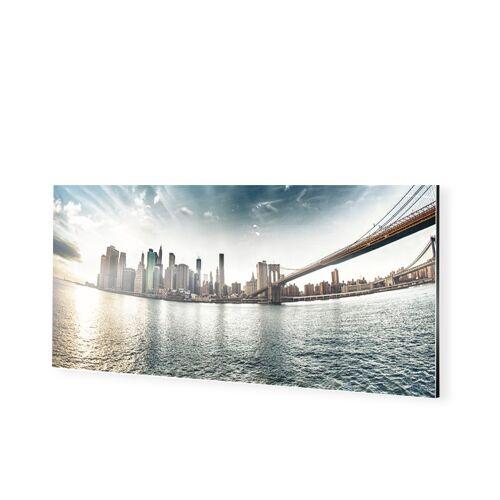 myposter New York Panorama Panoramabilder als Panorama im Format 120 x 40 cm