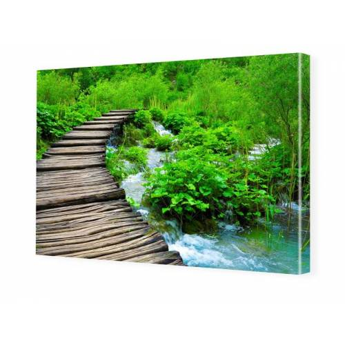 myposter Naturbild Bilder auf Leinwand im Format 120 x 80 cm