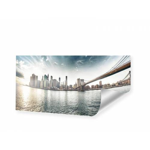 myposter New York Panorama Poster als Panorama im Format 120 x 60 cm