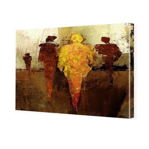 myposter Kunstdruck Foto auf Leinwand im Format 80 x 60 cm