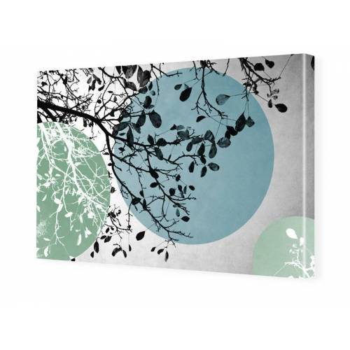 myposter Baum Popart Fotoleinwand im Format 75 x 50 cm