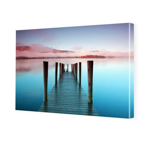 myposter See Bilder Bilder auf Leinwand im Format 105 x 70 cm