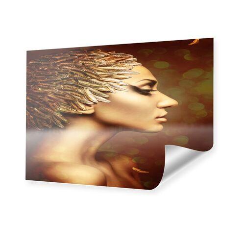myposter Frau Foto Poster im Format 60 x 40 cm
