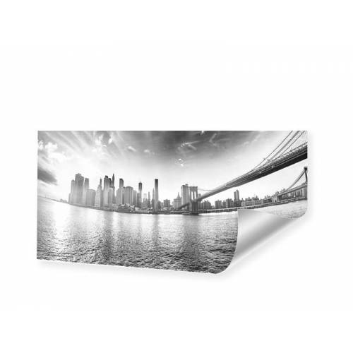 myposter New York Panorama Panoramaposter als Panorama im Format 120 x 40 cm