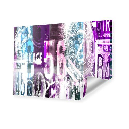 myposter Retro Schilder XXL Poster im Format 160 x 120 cm
