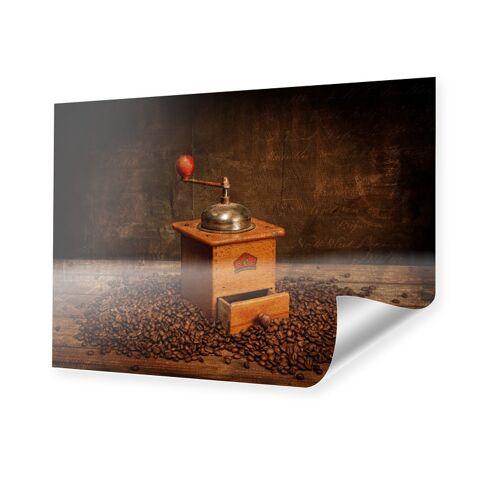 myposter Kaffeemühle Bild Poster im Format 24 x 18 cm