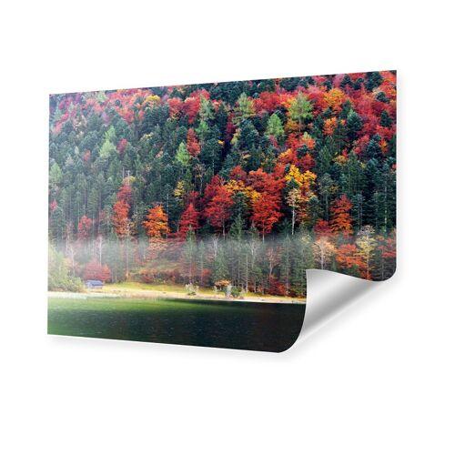 myposter Herbstlaub Poster im Format 70 x 50 cm