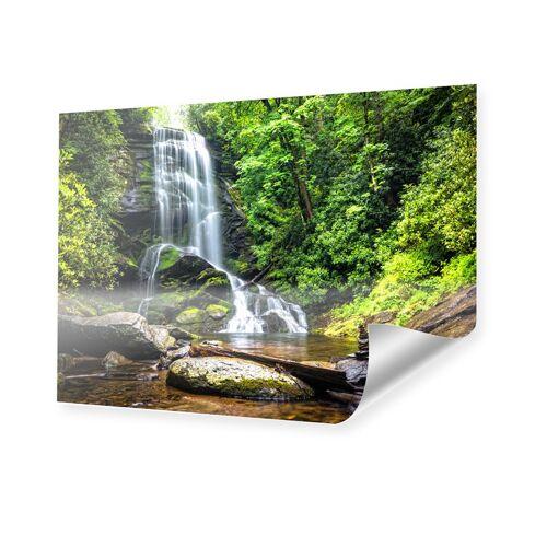 myposter Wasserfall Motiv Poster im Format 168 x 120 cm