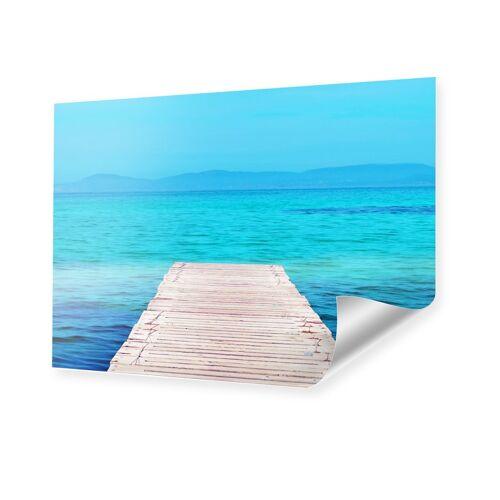 myposter Formentera Bild Poster im Format 80 x 60 cm