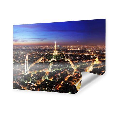 myposter Paris bei Nacht Poster im Format 90 x 70 cm