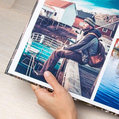 myposter Echt-Fotobuch A4 Panorama matt