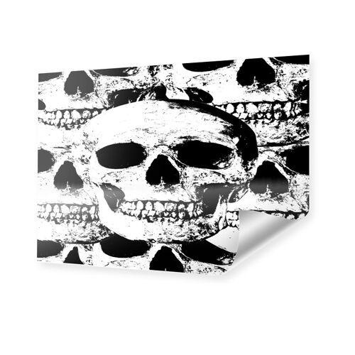myposter Skulls Poster im Format 80 x 60 cm