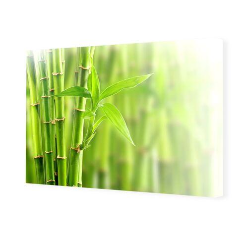 myposter Bambus Bilder Bilder auf Leinwand im Format 120 x 80 cm