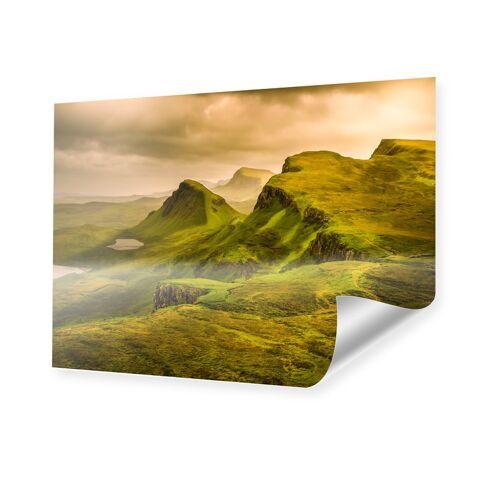 myposter Schottland Bild Poster im Format 30 x 20 cm