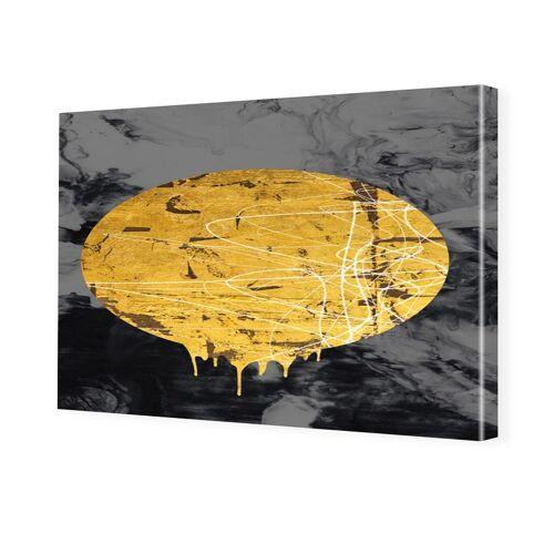 myposter Golden Globe Foto auf Leinwand im Format 40 x 30 cm