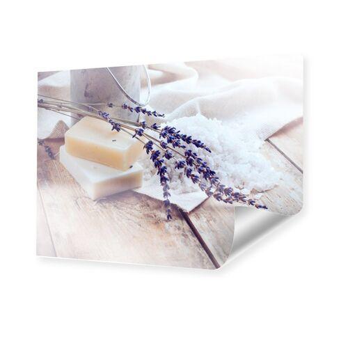 myposter Bild Lavendel Poster im Format 120 x 80 cm