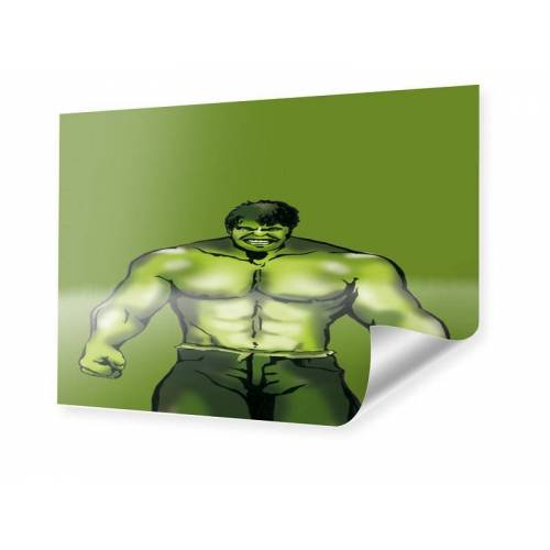 myposter Hulk Bild Poster DIN Format im Format 29,7 x 21 cm