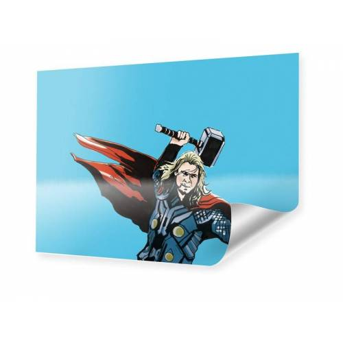 myposter Thor Bild Poster DIN Format im Format 29,7 x 21 cm