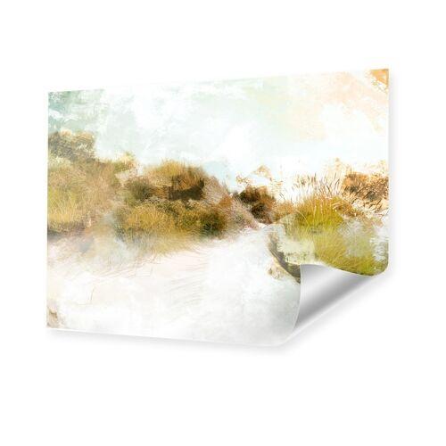 myposter abstrakte Dünen Poster im Format 90 x 60 cm