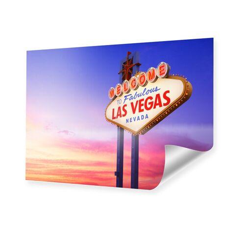 myposter Las Vegas Zeichen Poster im Format 30 x 20 cm