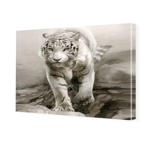 myposter Tigerbilder Fotoleinwand im Format 60 x 40 cm